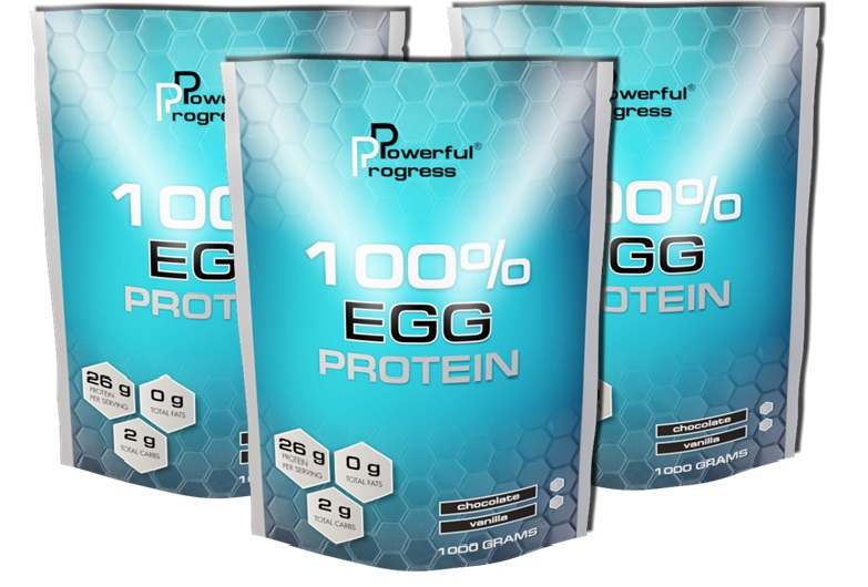 ���������� ������� - �������� 100% EGG PROTEIN